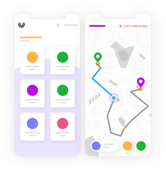 Public / Traveller App
